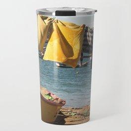 Boats and pants Travel Mug