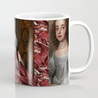 meat Mugs featuring Meat Dress by DIVIDUS