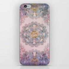 Butterfly Mandala iPhone & iPod Skin