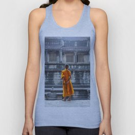Temple Dwellers Unisex Tank Top