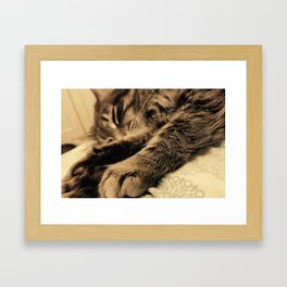 Hina Framed Art Print