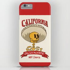 California Hot Sauce iPhone 6s Plus Slim Case