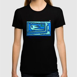 Blue Indigo Snake T-shirt