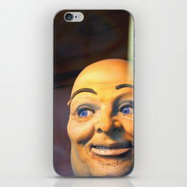 Mechanical Man iPhone Skin