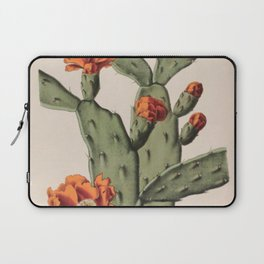 Botanical Cactus Laptop Sleeve