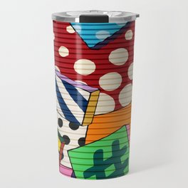 Colors garage Travel Mug