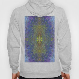 Yellow Spark Flower standing out in a Festival Celebration by annmariescreations Hoody