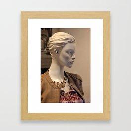 Mannequin 53 Framed Art Print