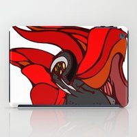 medieval iPad Cases featuring Medieval Spawn by Robert Cooper