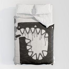 Zombie Hoodlum Comforters