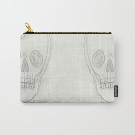 Strangely Concerned Carry-All Pouch