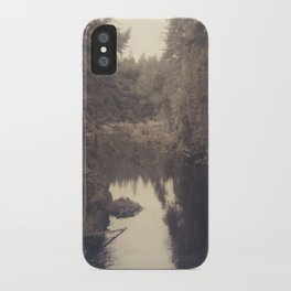 Beyond the ridge iPhone Case