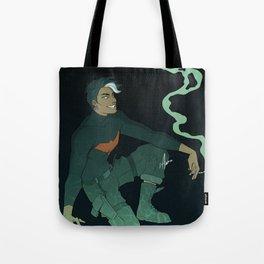 Lazarus Boy Tote Bag