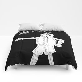 Not a Pirate Comforters