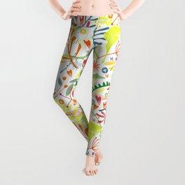 Tropical Leggings