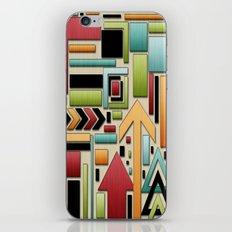 Retro Junk. iPhone & iPod Skin