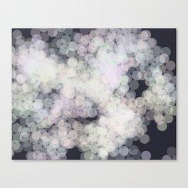 Tres Sunsray Canvas Print