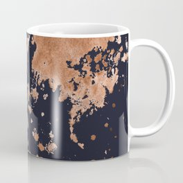 Dark Splotch Coffee Mug