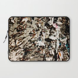 Stapled To Death Laptop Sleeve