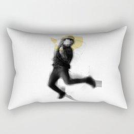 Beginning- End Rectangular Pillow