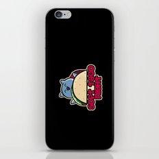 Soft Taco Night iPhone & iPod Skin