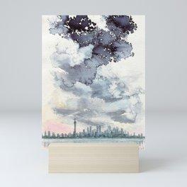 Before the Storm Mini Art Print