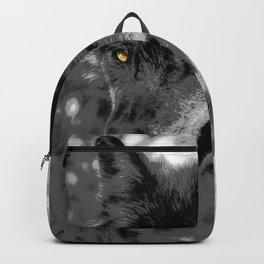 Alpha Male Wolf Backpack