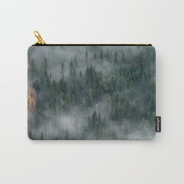 Magical Misty Forest Carry-All Pouch