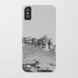 CASTLE HILL / New Zealand iPhone Case