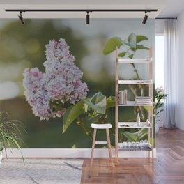 Lilac Perfume Wall Mural