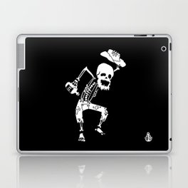 Drunk wildwest Laptop & iPad Skin