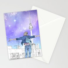 Until The Daylight - Berlin Comic - Piece 2 Stationery Cards
