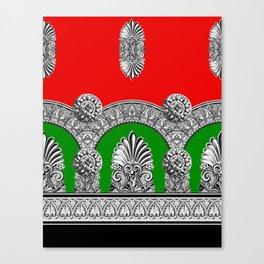 Roman Holiday Canvas Print