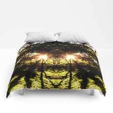 DMT Ferntree Forest Comforters