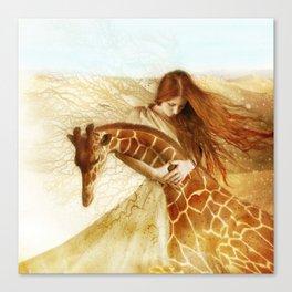 Adagio Canvas Print