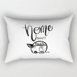 HOME SWEET HOME RV CAMPER Rectangular Pillow
