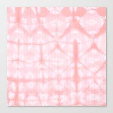 Tie Dye 3 Pink Canvas Print