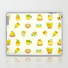 Sweet Lemon frog Laptop & iPad Skin