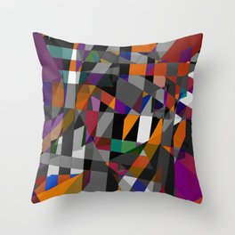 small complaints Throw Pillow