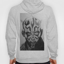 Darth Maul Portrait Pencil Hoody