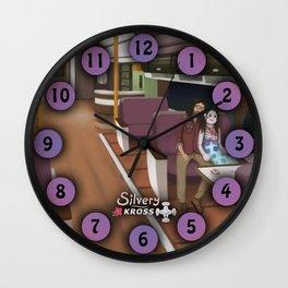 My Pretty companion Wall Clock