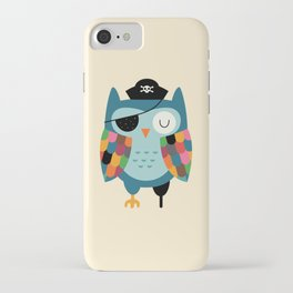 Captain Whooo iPhone Case