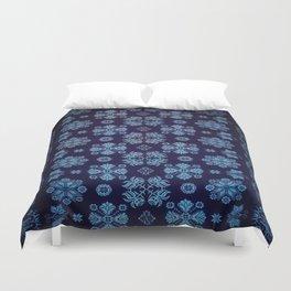 Floral Fabric Vintage Gift Pattern #5 Duvet Cover