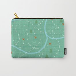 There's Treasure Everywhere Carry-All Pouch