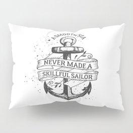 A smooth sea Pillow Sham