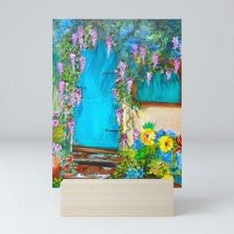 Garden Secrets Mini Art Print