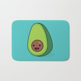 Avocado Bath Mat
