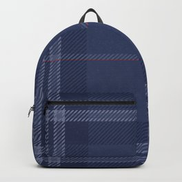 The Cannibal's Blue Suit Backpack