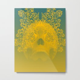 Hindsight 20/20 Metal Print