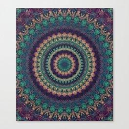 Mandala 580 Canvas Print